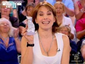 Teleratti 2011, tutti i vincitori. Barbara D'Urso vince in tutte le categorie