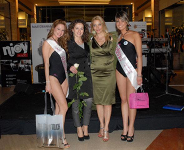 La quarta finale di Miss Mondo Italia 2011 decreta le finaliste regionali