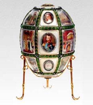 "Nei Musei Vaticani a Roma in mostra ""Fabergè. Le immagini sacre"""