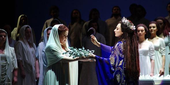"""Ritorna al teatro Petruzzelli di Bari la """"Norma"""" di Bellini"""