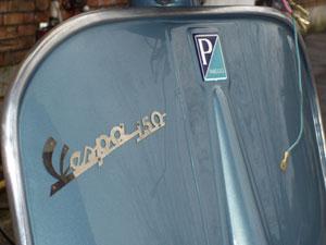 Il Giro dei Tre mari 2011 nella storia del Vespa Club Bari