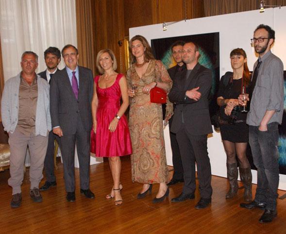 """L'Ambasciata d'Italia ospita a Londra artisti italiani """"cutting edge"""""""