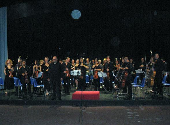 E' iniziato il sodalizio artistico tra Frosinone e Fiuggi partendo con un concerto