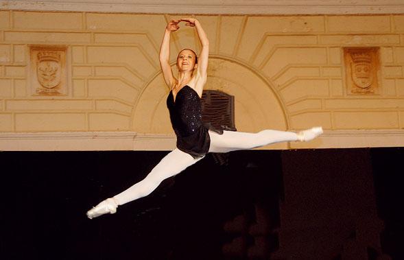 """Il Centro Danza Helga Kaloc presenta """"Solaris"""" con Eleonora Scopelliti"""