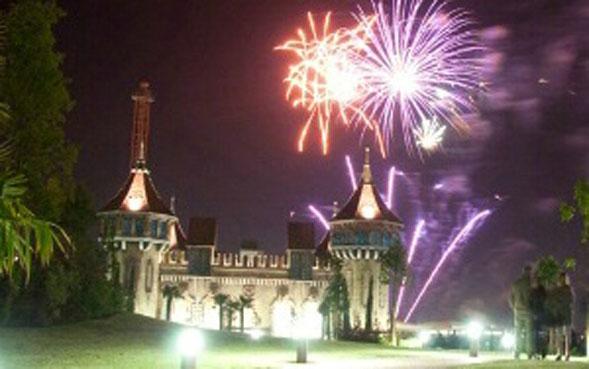 Rainbow MagicLand, il parco divertimenti con attrazioni per tutti i gusti