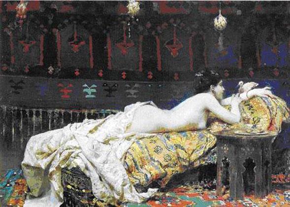Incanti e scoperte. L'Oriente nella pittura dell'800 italiano in mostra a Barletta