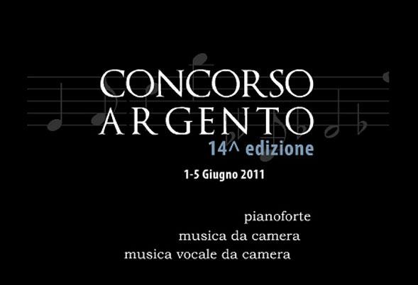 """Il 5 giugno al teatro Rossini di Gioia del Colle la finale del """"concorso Argento"""""""