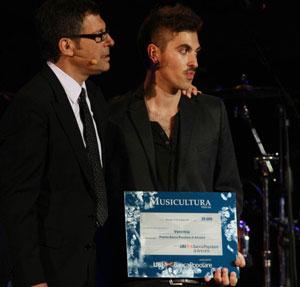 """Il cantautore """"Romeus"""" è il vincitore della XXII edizione di Musicultura"""