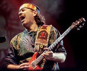 """Carlos Santana ed il suo """"Guitar Heaven"""" infuocano il Delle Vittorie a Bari"""