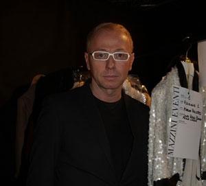AltaRoma: E' lo stilista Nino Lettieri il più atteso delle sfilate capitoline