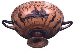 La vigna di Dioniso. Vite, vino e culti in Magna Grecia in mostra a Palazzo Simi