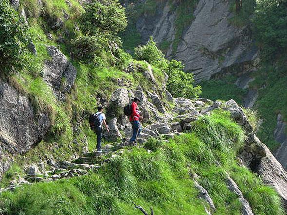 Il Trekking per vivere nella natura