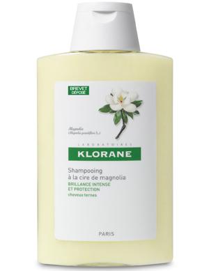 Magnolia di Klorane, la passione per le piante e la natura ridanno brillantezza al capello