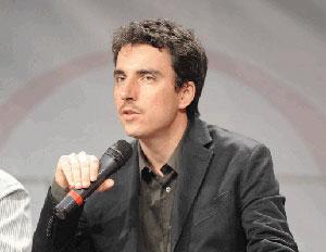 """Intervista a Mario Desiati. Il 25 settembre per """"Spiagge d'Autore"""" a Martina"""