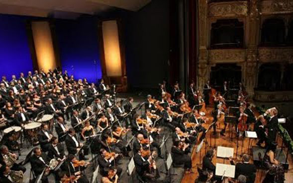 Orchestra della Fondazione Petruzzelli