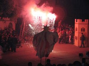 """Ad Orsara di Puglia l'antico rito """"magico"""" per la festa di tutti i santi"""