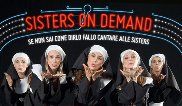 Sister Act, il Musical Divino