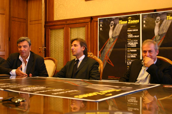 Presentata la XXVI edizione del Time Zones dal 4 al 19 novembre a Bari