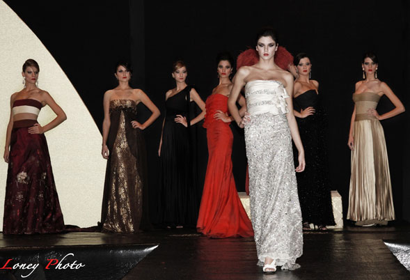 Luxury Fashion Show una due giorni sold out per la Patron Antonella Parziale