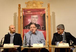 Filippo Lattanzi e John Neschling