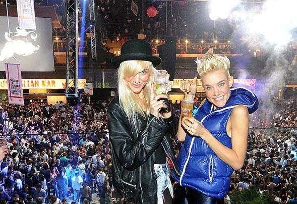 L'evento Smirnoff a Torino ha fatto il pieno. Più di 6000 persone al Palaolimpico