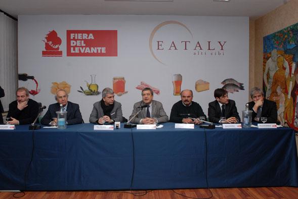 Eataly. Il colosso gastronomico occuperà un'area nella Fiera del Levante di Bari