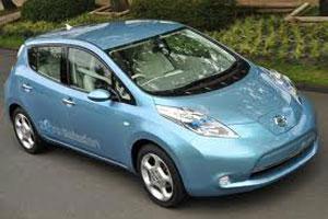 Arriva la Leaf, auto dell'anno 2011. Ottime prestazioni e grande affidabilità