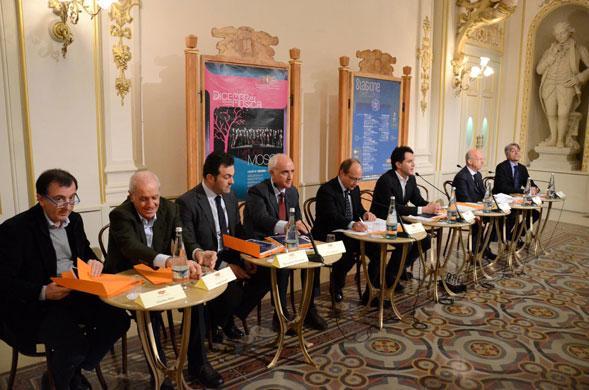 Presentata la stagione lirica 2012 del Teatro Petruzzelli