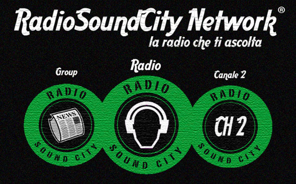 Francesco Loconsole e Radio Sound City