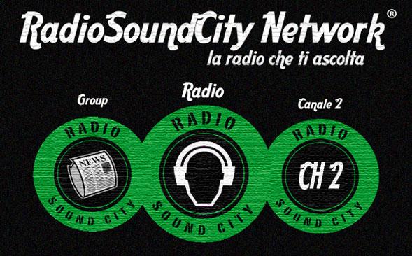 Francesco Loconsole e Radio Sound City