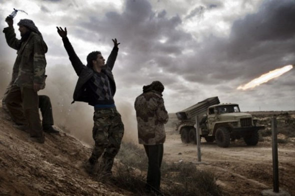 La primavera araba e il multipolarismo contro i costruttori di paura