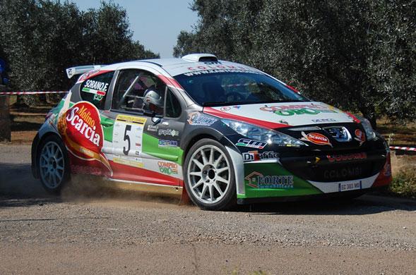 Si svolgerà in aprile la 19a edizione del Rally Città di Casarano 2012