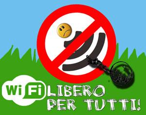 Wifi Libero per Tutti