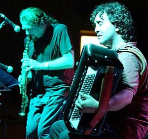 Un giro del mondo in 80 minuti per Biondini e Girotto in concerto per Mirarte