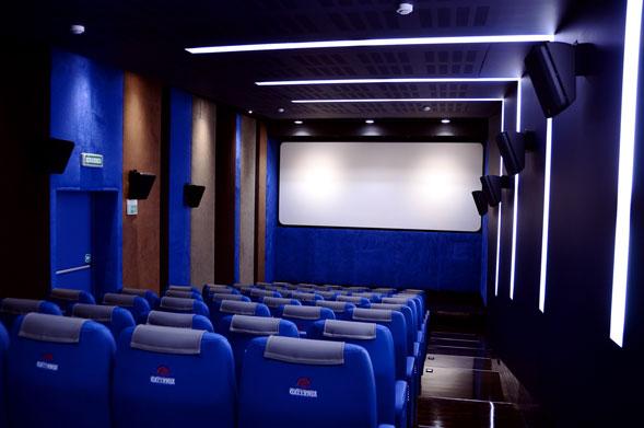 Nasce la Sala numero 7. Al Multicinema Galleria il cinema è per tutti