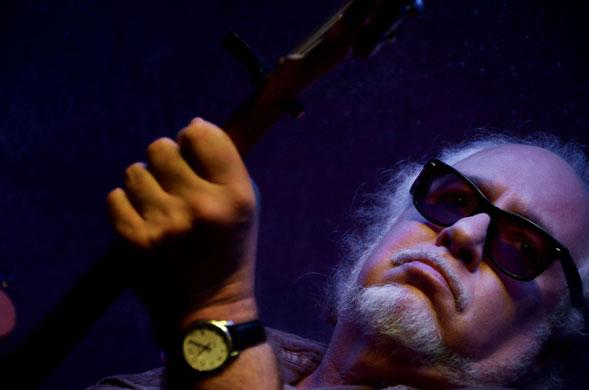 """Bob Margolin è il """"Blues"""". Dal Mississipi a Milano nel segno della tradizione"""