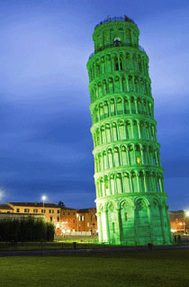Global Greening pisa