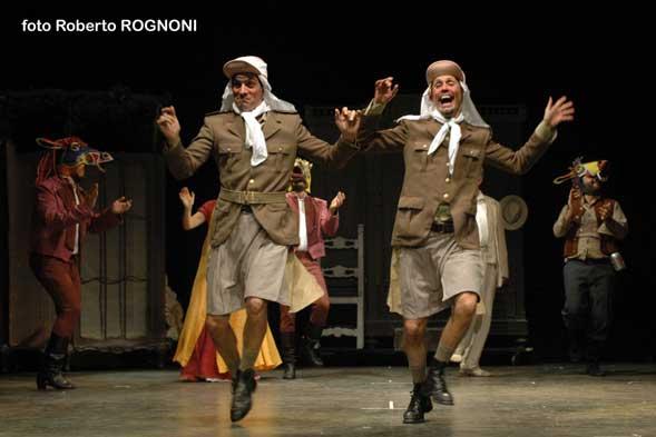 Molto rumore per nulla – Dal 17 al 29 aprile al Teatro Leonardo Da Vinci di Milano