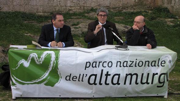 Cesare Veronico è il nuovo Presidente del Parco dell'Alta Murgia