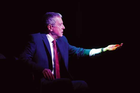 Giulio Cesare. Un dramma in diretta, al Piccolo Teatro Strehler di Milano