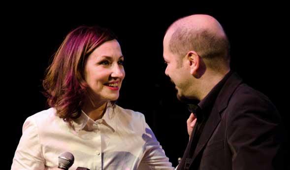 Nicky Nicolai e Stefano Di Battista: quando i talenti si sposano, sia sul palco che nella vita