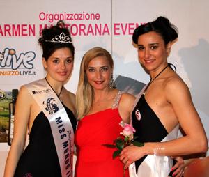 Miss Mondo Italia a Bisceglie. Tutte le finaliste ed eletta Miss LSDmagazine