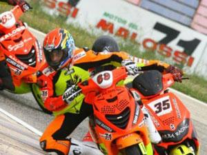Oggi e domani all'Autodromo del Levante il Trofeo nazionale Scooter Velocità
