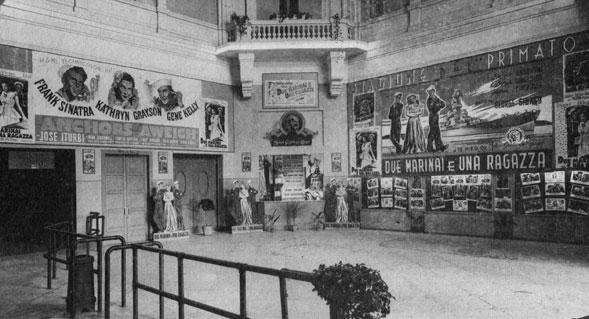 """Bari, quando andavamo al cinema: l'epopea del """"muto"""" (prima parte)"""