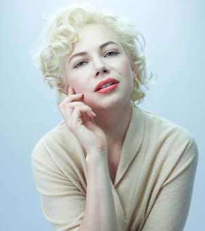 My week with Marilyn: seduce e accattivante la Monroe di Simon Curtis