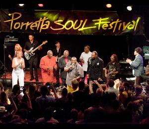 Compie 25 anni il Porretta Soul Festival in programma dal 19 al 22 luglio 2012