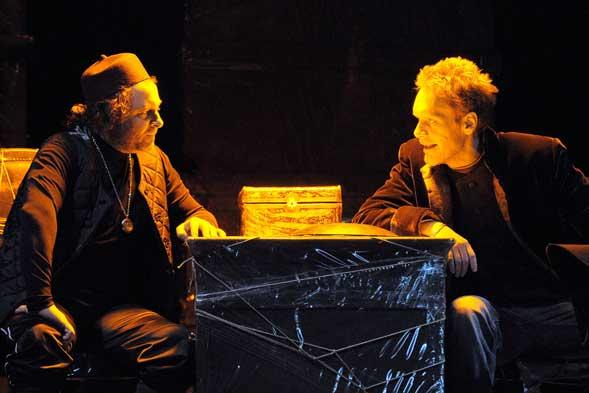 Rusteghi, è di scena il Goldoni di Gabriele Vacis, al Piccolo di Milano e al Quirino di Roma