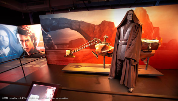 "Montreal ospita ""Star Wars Identities: The Exhibition"" la mostra fino al 16 settembre"