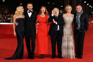 "Pupi Avati al 58° Taormina Film Fest presenta la fiction Rai ""Un matrimonio"""