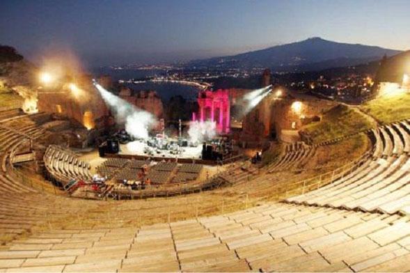 Dal 22 giugno parte il 58° TaorminaFilmFest, all'insegna dell'alta qualità